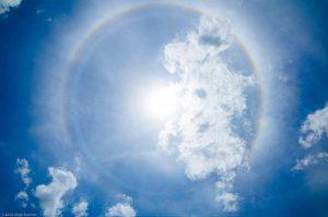 Blue sky madagascar Full Rainbow