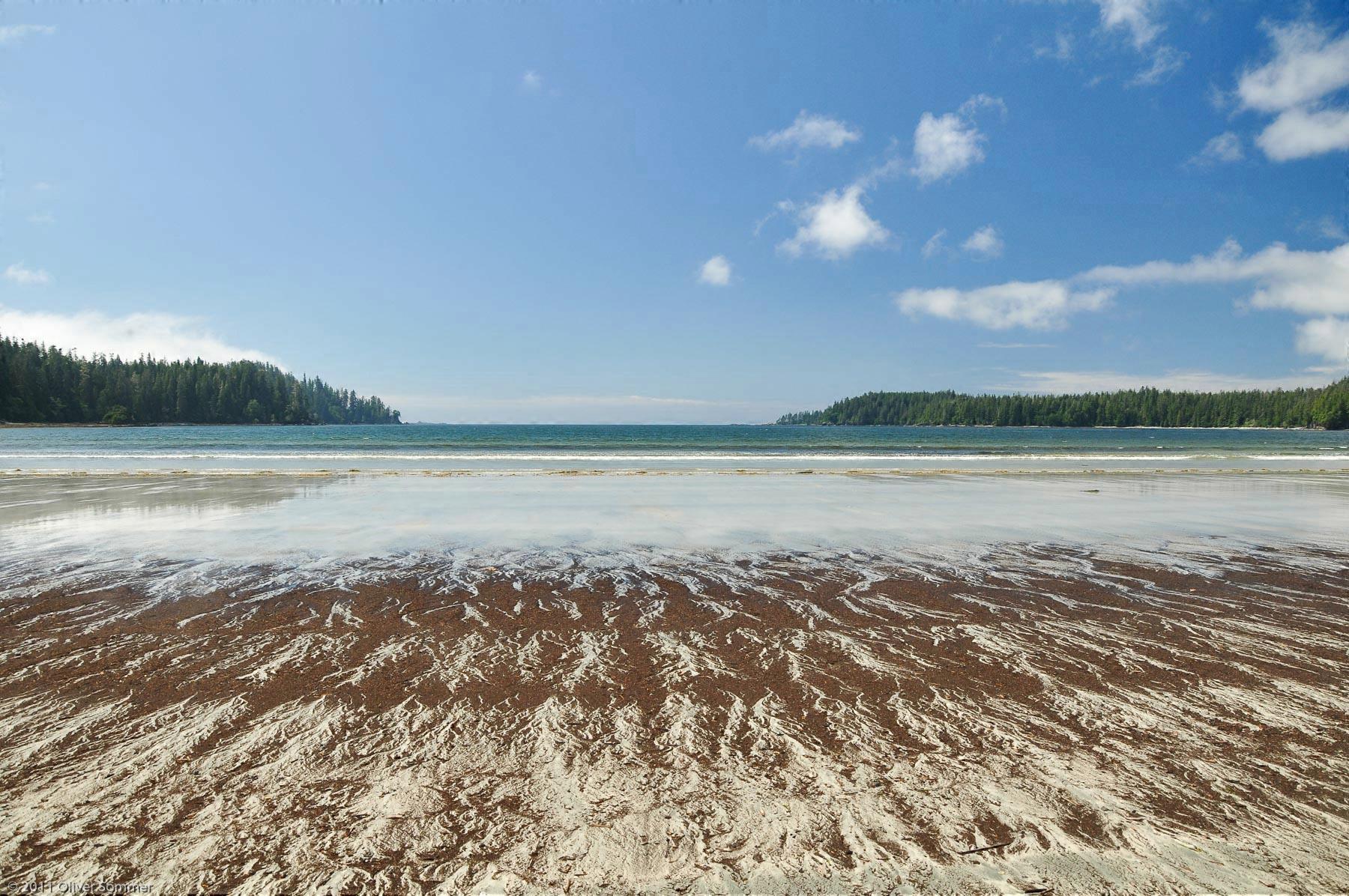 Pachena Bay Beach Vancouver Island Pacific Rim
